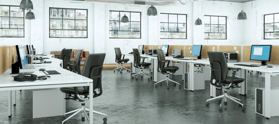 Location de bureaux