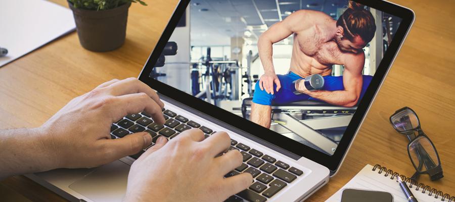 matériel sport en ligne
