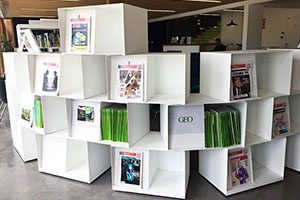 Stand modulaire et modulable
