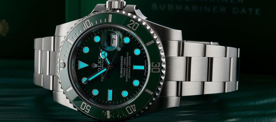 achat de montres de luxe