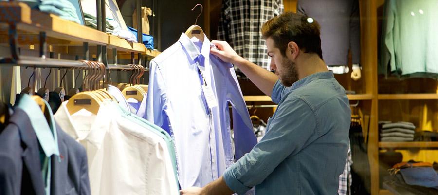 bon modèle de chemise