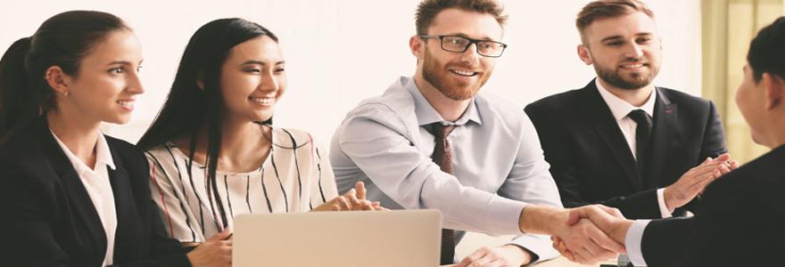Offres d'emplois dans le secteur assurance