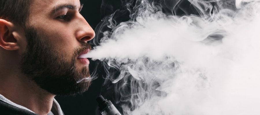 cannabidiol avec une cigarette électronique