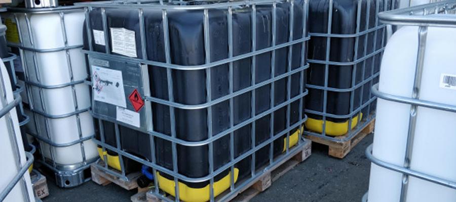 cuves en plastique 1000 litres