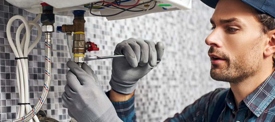 réparation de plomberie à Créteil